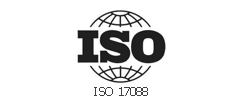 ISO 17088 approved biodegradable and compostable