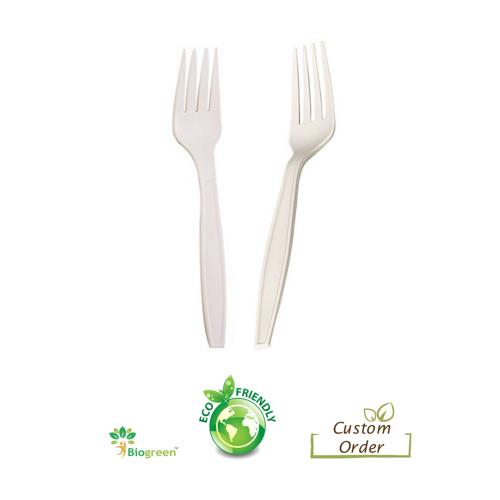 Biodegradable and Compostable Forks
