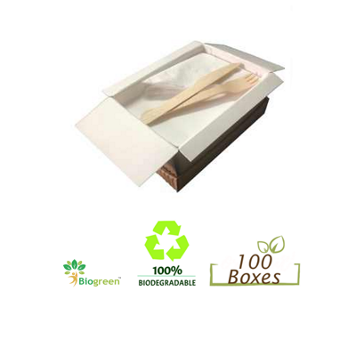 Bio Food Containers 750ml