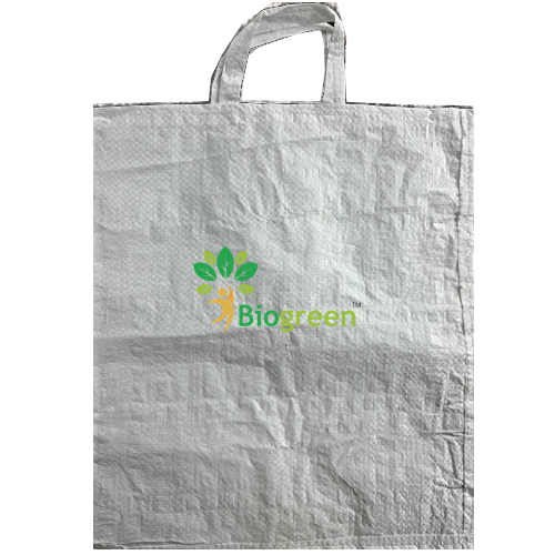 Biogreen Reusable rafiya bags