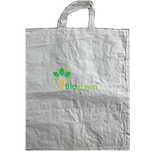 Biogreen Reusable rafiya bags