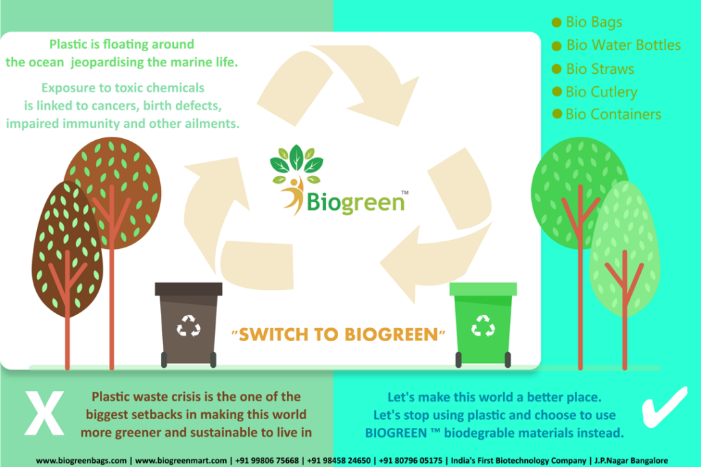 Switch to biogreen, promo banner