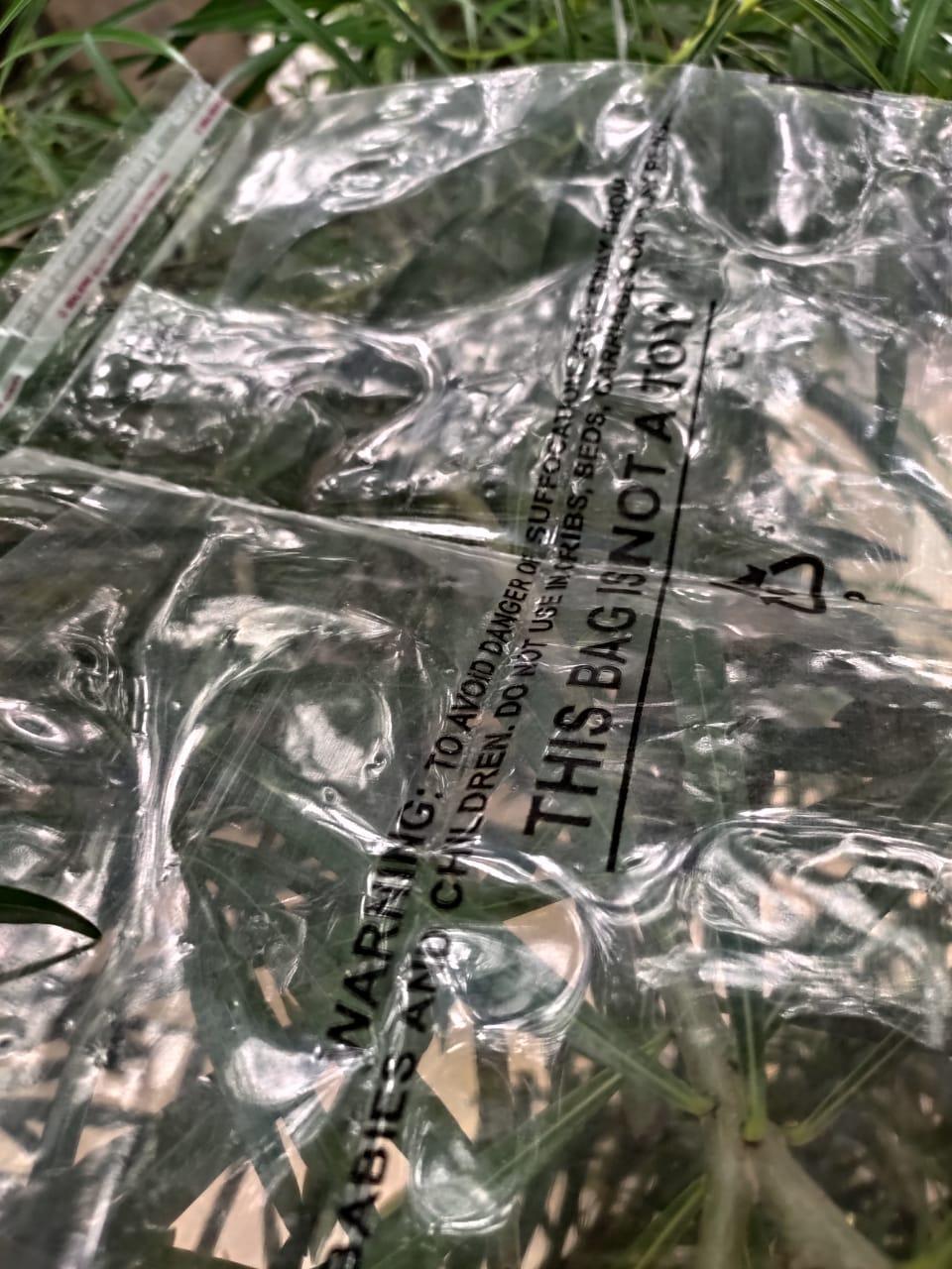 Compostable Garment Bags