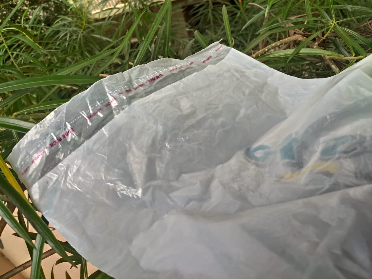 Biodegradable Garment Bags